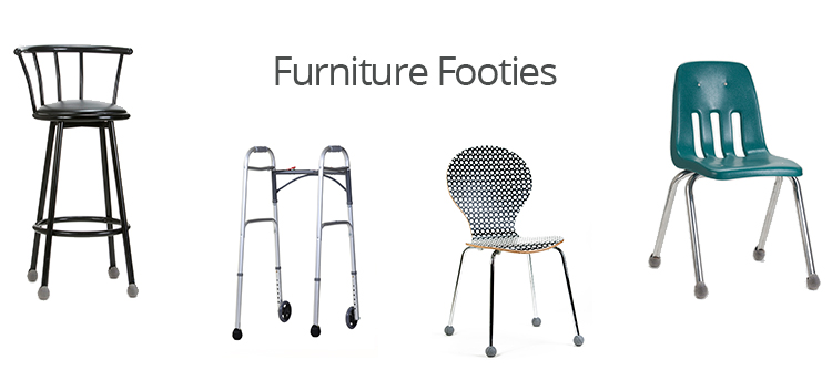 Assorted Furniture Glides